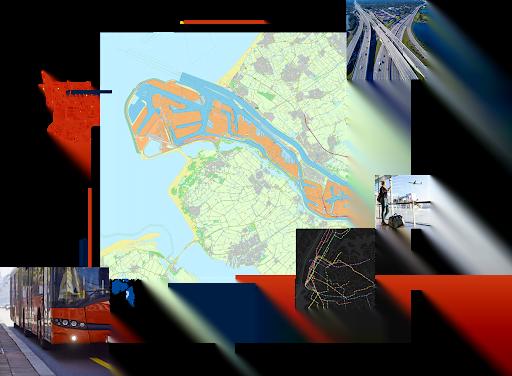 Sự cần thiết của công nghệ GIS trong ngành Giao thông vận tải