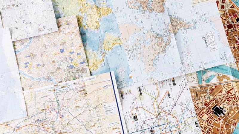 Những khái niệm cơ bản trong ngành GIS