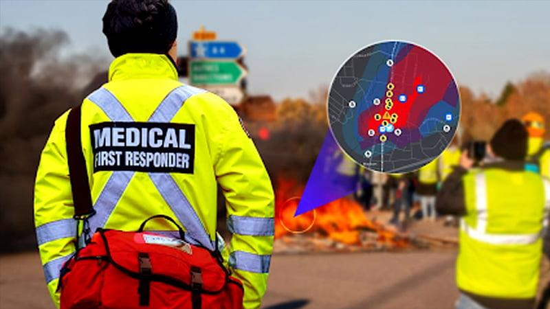 Dịch vụ Y tế và nhân sinh áp dụng công nghệ bản đồ số