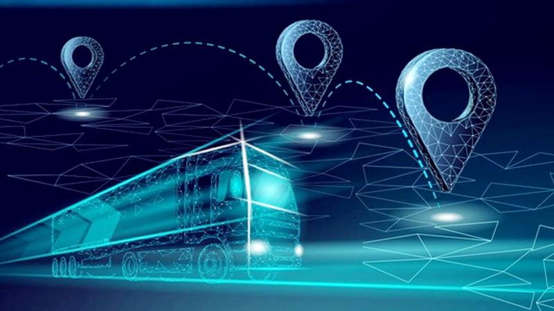 Phần mềm GIS trong ngành giao vận