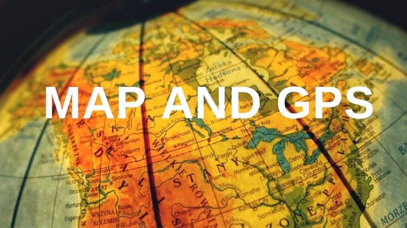 """Bản chất """"khác biệt"""" giữa công nghệ GIS và GPS"""