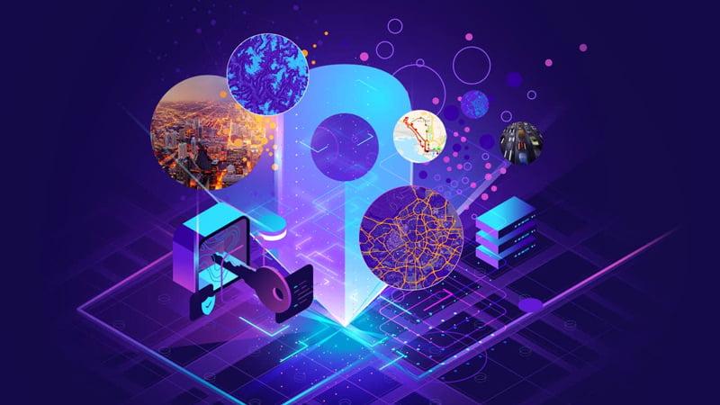 Xu hướng 1: Khả năng ứng dụng công nghệ GIS vào rộng rãi các lĩnh vực