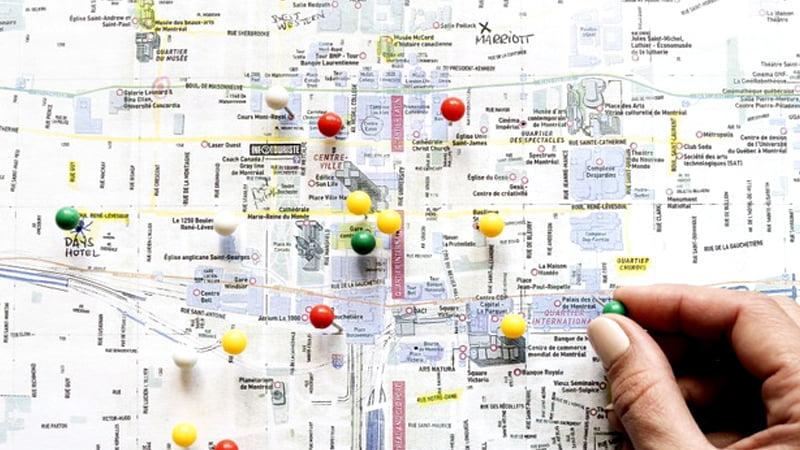 GIS giúp doanh nghiệp lựa chọn đúng địa điểm kinh doanh, cửa hàng để mở rộng
