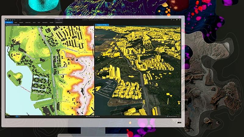 Ứng dụng GIS trên phiên bản Desktop