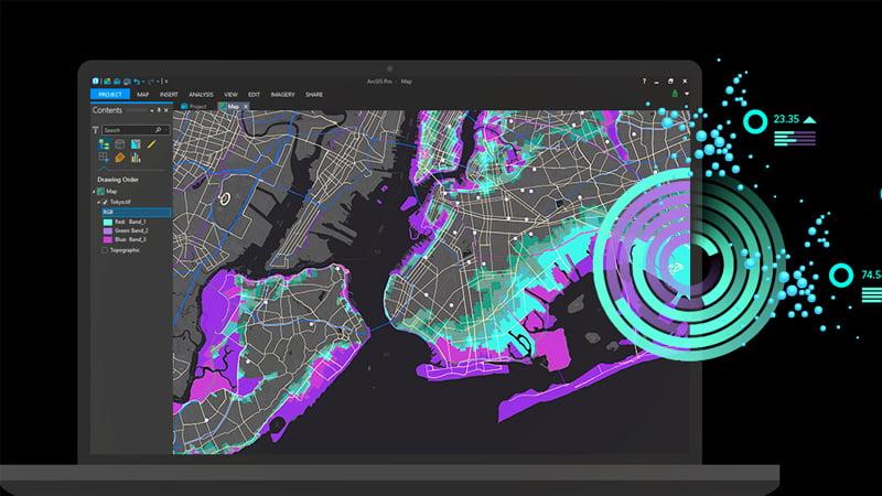 Ứng dụng GIS phiên bản Web