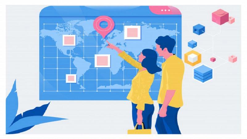 Hướng dẫn phân biệt 05 loại bản đồ thông dụng và mục đích sử dụng