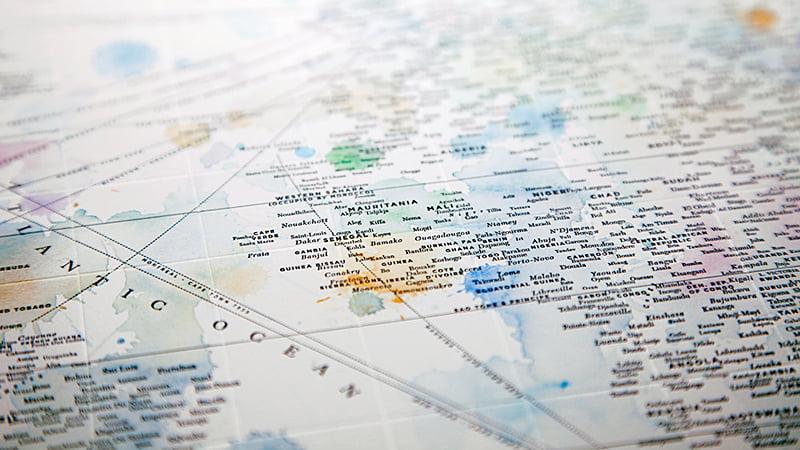 Hướng dẫn cách đọc bản đồ địa hình chính xác nhất