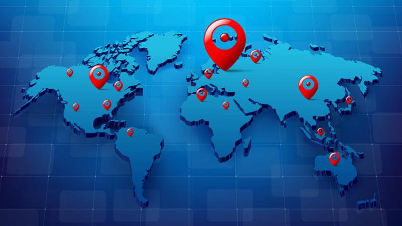 Lợi ích của GIS trong quản lý bản đồ khách hàng và điểm bán