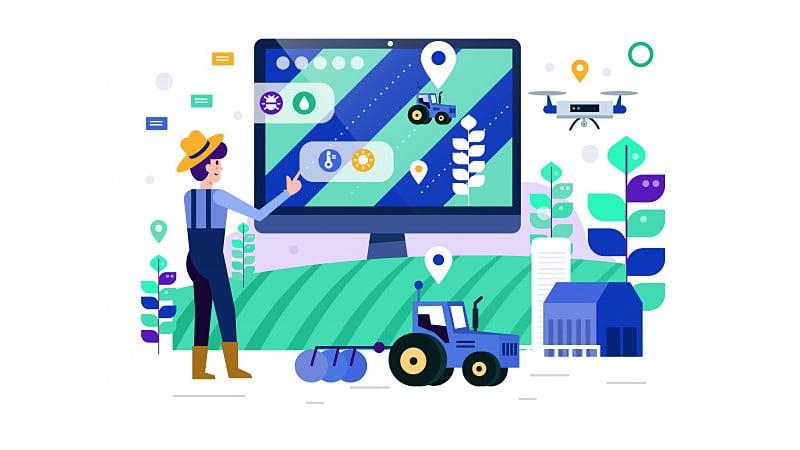 GIS ứng dụng trong lĩnh vực nông nghiệp