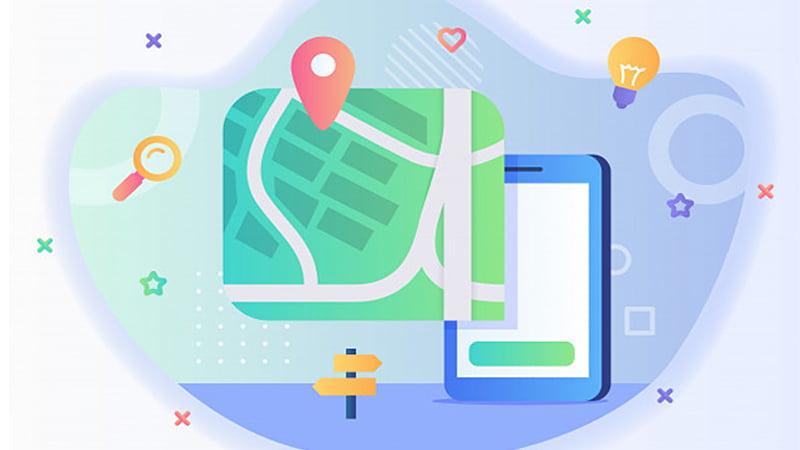 GIS ứng dụng trong lập bản đồ số