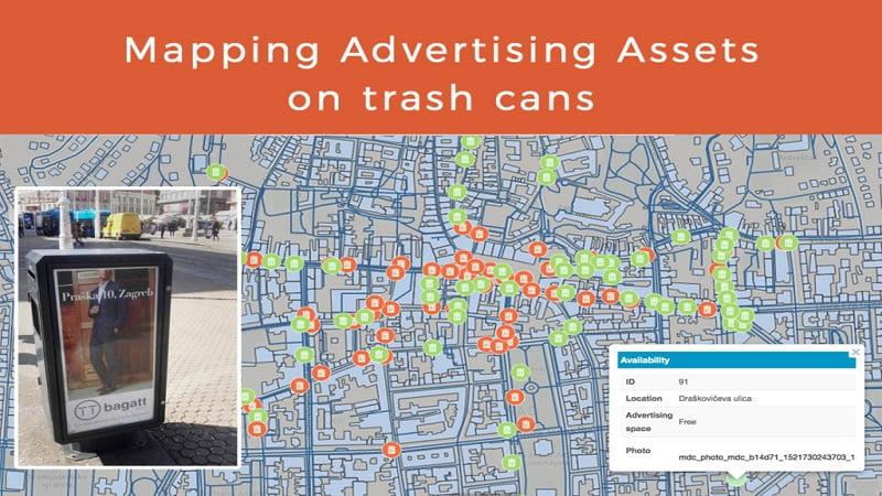 Case Study: Quản lý bản đồ nội dung và vị trí quảng cáo dành cho Marketing
