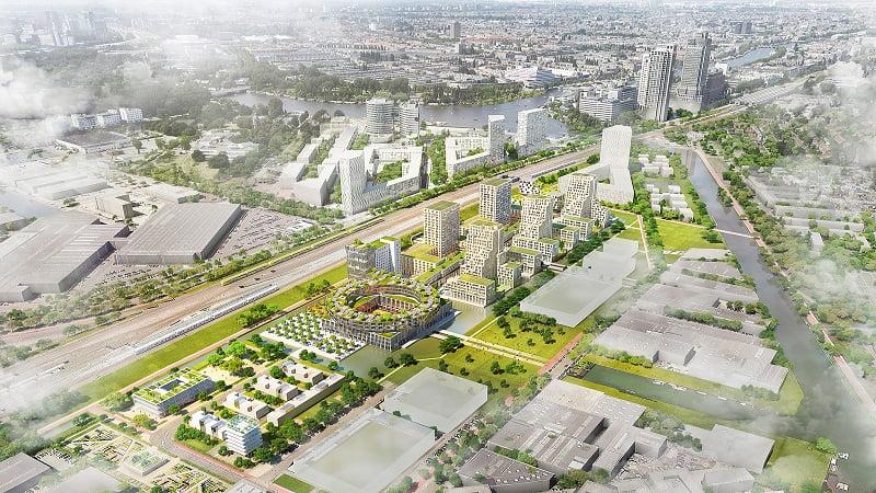 Ứng dụng thực tế của GIS trong quản lý đô thị