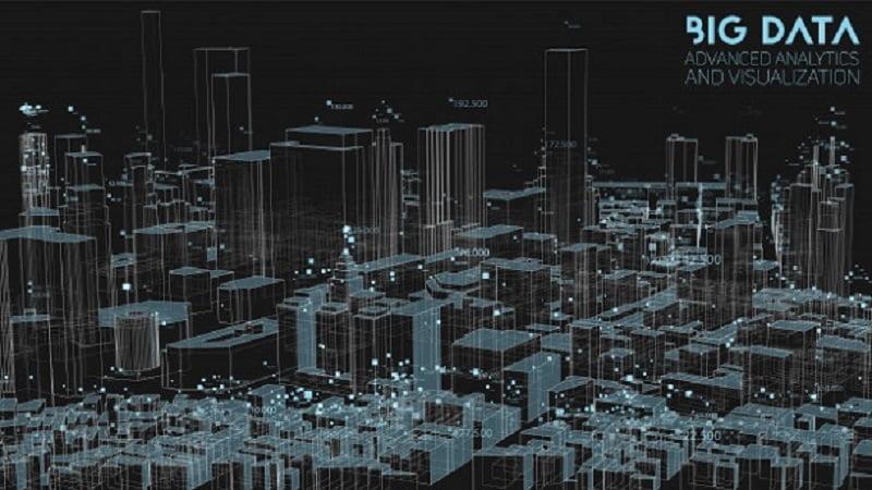 Ứng dụng GIS giúp cải thiện lưu trữ dữ liệu