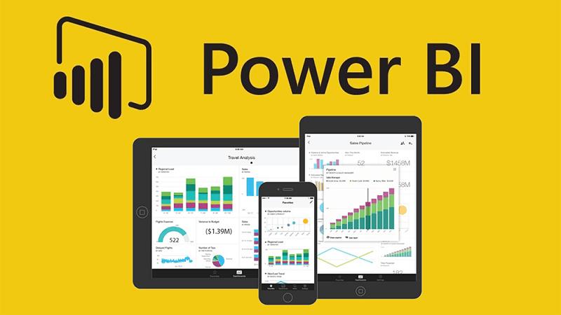 Công cụ Microsoft Power BI