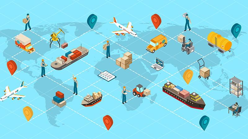 Giảm rủi ro đứt gãy chuỗi cung ứng nhờ sức mạnh công nghệ GIS