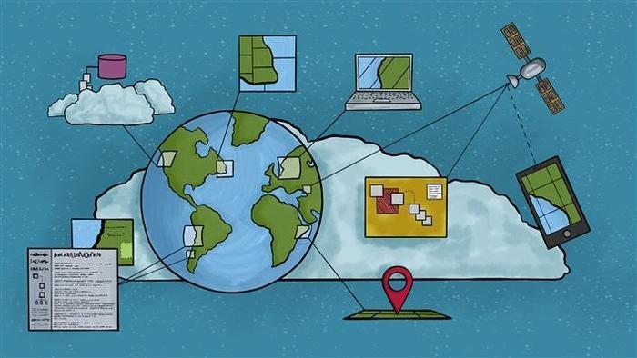 Công nghệ GIS là gì